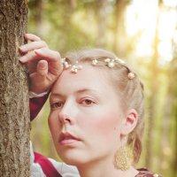 Средневековый портрет :: Евгения Валиева