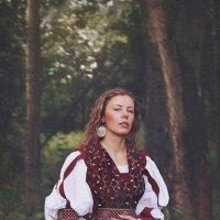 Назад в Средневековье :: Евгения Валиева