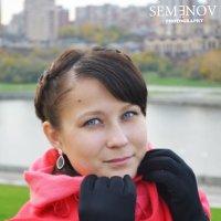 Портрет Ани :: Anton Semёnov