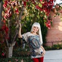 Осенний багрянец :: Юлия Макарова