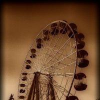 колесо обозрения :: galiyalex .