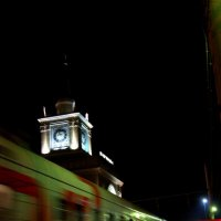 Волгоградский вокзал :: Дарья Блохина