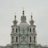 Смольный собор :: Алексей Кудрявцев