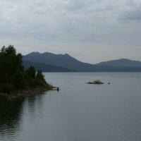 Вид на гору Спящий рыцарь :: Анатолий Ерилов