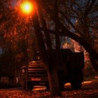 Ночью :: Ирина Семенова