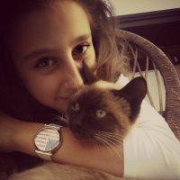 Я со своим котом) :: Карина Кошиль