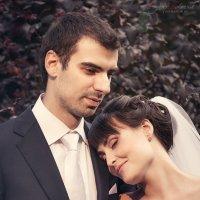 Виталий и Оксана :: Евгений Колесник