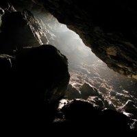 Выход из пещеры :: Михаил Глухов