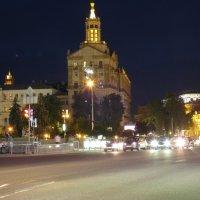 Киев ночью :: Владимир Сквирский