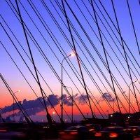 Вантовый мост :: Александр Зыков