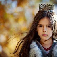 Королевна :: Ольга Кочедыкова