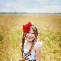 Цвет лета-Красный :: Ольга Кочедыкова