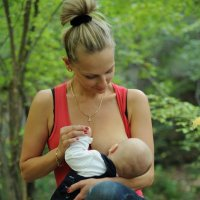 Мать и дитя :: надежда корсукова