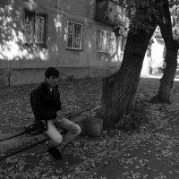 осень :: Евгений Темирбеков