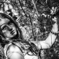 в лесу :: Настя Панькова