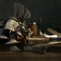 Про грибы и старую перечницу :: Lev Serdiukov