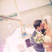 свадьба на яхте :: Мария Дмитриева