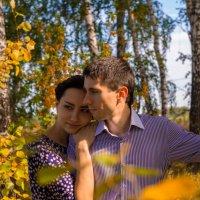 Артём и Настя :: Евгений Подгорбунский