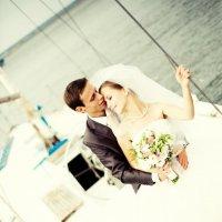 свадебная яхта :: Мария Дмитриева