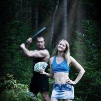 борьба с алчностью :: Роман Тарасов