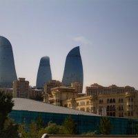 Баку,Парк Бульвар :: Виктория Иманова
