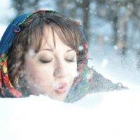 Русская зима :: Римма Федорова