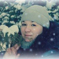 Пришла Зима :: Наталья Шестак