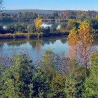 Осень на озере Баластном :: Lara