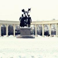 Абай и Пушкин :: Елена Ганичева