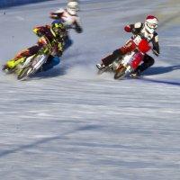 мотогонки на льду :: Александр Салов