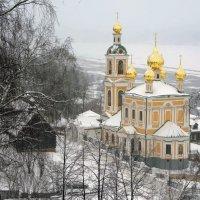 Плёс, Воскресенская церковь :: Ольга Маркова