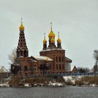 Церковь Иоанна Богослова :: Светлана Скирта