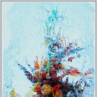 Цветы во льду :: алекс дичанский