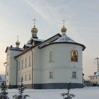 Владимирская церковь в Бородино :: Александр Качалин