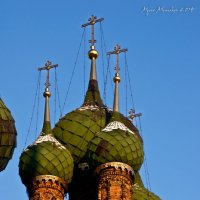 Церковь Иоанна Предтечи Ярославль :: Александр Агеев