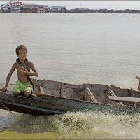 Камбоджа.... :: Людмила Шустова