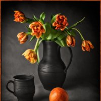 Оранжевые :: Александр Беляев