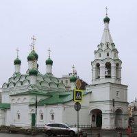 Церковь Симеона Столпника :: Александр Качалин