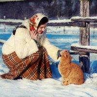Встреча с Чудом :: Наташа Родионова