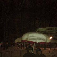 Два призрака :: Анна Сыслова