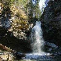 Водопад Кинерки :: Маргарита Тарасова