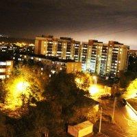 Вид с окна :: Амина Мухамедзянова