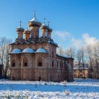 Часть Духова монастыря в ВНовгороде :: Евгений Никифоров