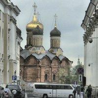 Москва...по местам нехоженным :: Александр Лебедев