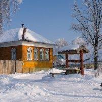 Провинция :: Елена Потёмина