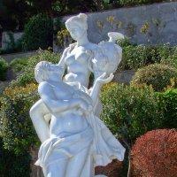 Скульптура в парке сан.им.Айвазовского (Партенит) :: Александр Крупский