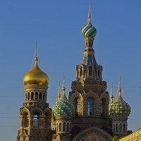 Спас на крови 1 :: Александр Неустроев