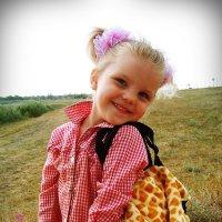 Моя племяшка :: Екатерина Шишкова