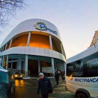 Торговый центр РЕЧНОЙ :: Игорь Герман