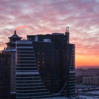 закат :: Максим Рожин